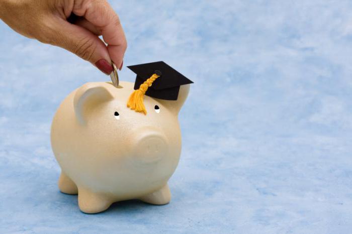 Образовательные субсидии и кредиты